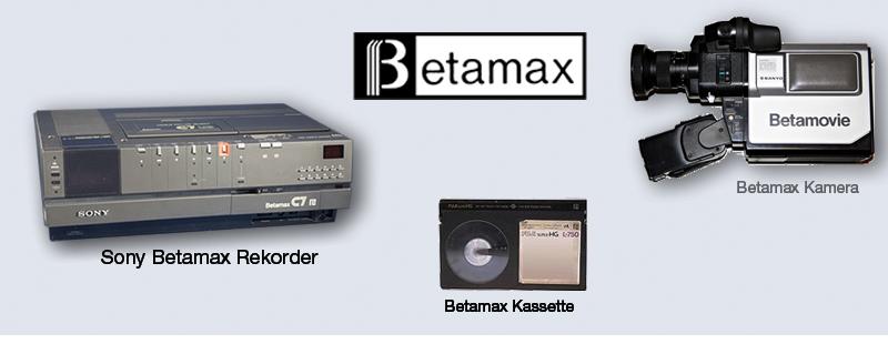 Betamax digitalisieren